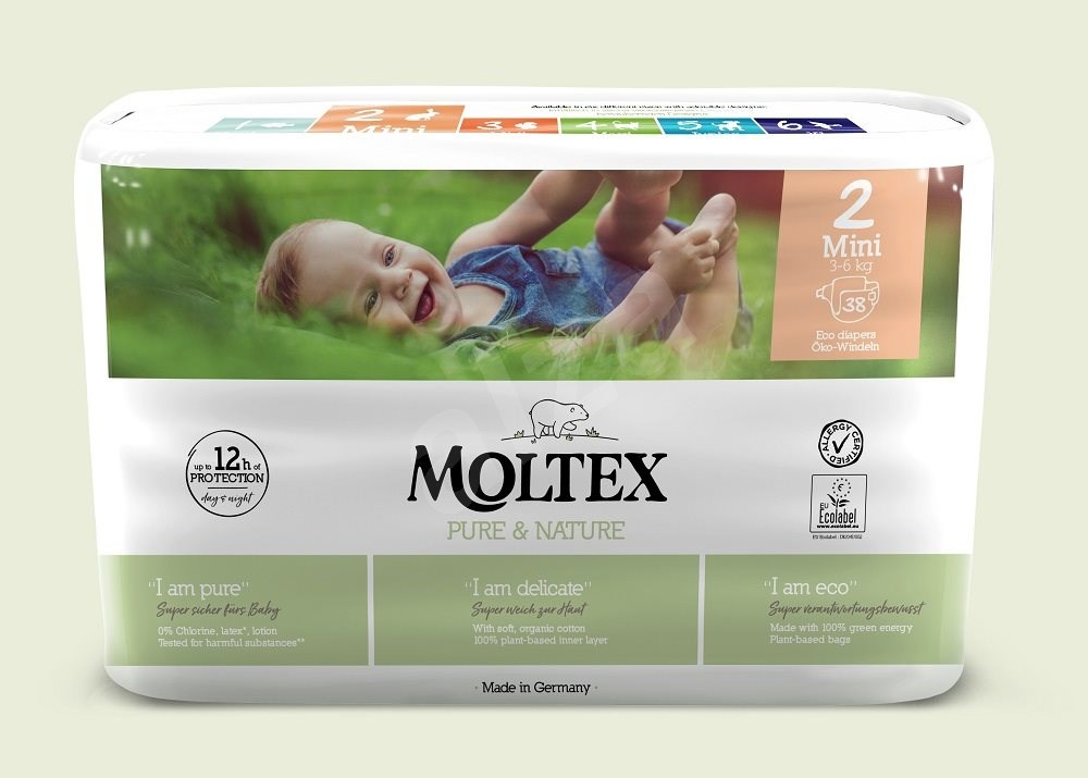 Moltex Pure & Nature, 5ks