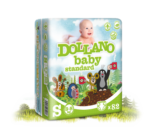 Dollano baby standard, 5 ks
